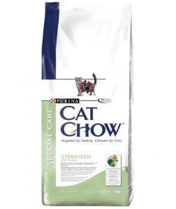 Alimento Seco p/ Gato Esterilizado