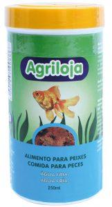 Alimento p/ Peixes Água Fria